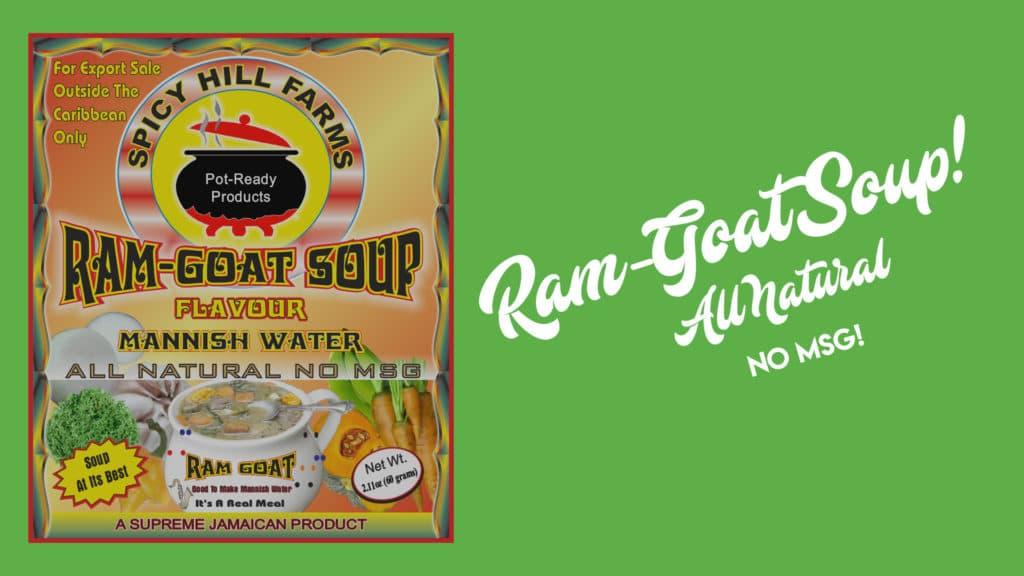 Ram-Goat Soup Banner